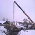 Строительство инженерных сетей